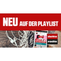 Logo of radio station delta radio - Neu auf der Playlist