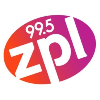 Logo of radio station WZPL 99.5