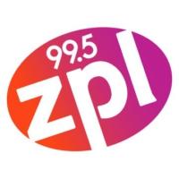 Logo of radio station WZPL 99.5
