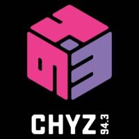 Logo of radio station CHYZ 94.3 FM
