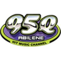 Logo of radio station KORQ 95