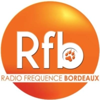 Logo of radio station Radio Fréquence Bordeaux