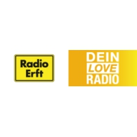Logo of radio station Radio Erft – Love