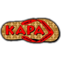 Logo of radio station KAGB KAPA