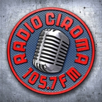 Logo of radio station Radio Ciroma 105.7