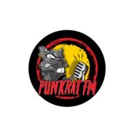 Logo of radio station PunkRat FM