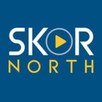 Logo of radio station KSTP SKOR North