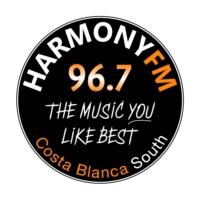 Logo of radio station Harmony FM Spain