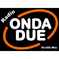 Logo of radio station Radio Onda Due