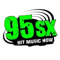 Logo of radio station WSSX 95sx