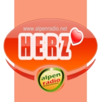 Logo of radio station Alpenradio Herz