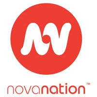 Logo of radio station Nova Nation