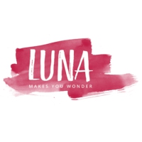 Logo of radio station LUNA FM - Portugal