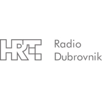 Logo of radio station HRT - Dubrovnik