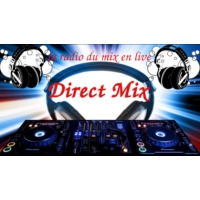 Logo de la radio Direct-Mix