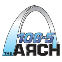 Logo of radio station WARH The Arch 106.5