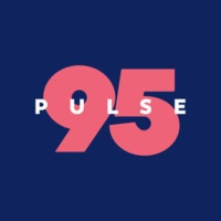 Logo of radio station Pulse 95 Radio