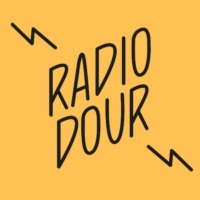 Logo of radio station Radio Dour