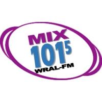 Logo de la radio WRAL - Mix 101.5