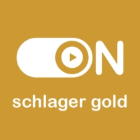 "Logo de la radio ""ON Schlager Gold"""