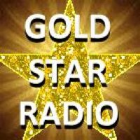 Logo of radio station Gold Star Radio