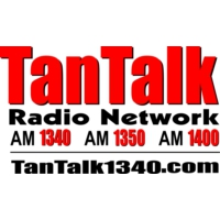 Logo de la radio Tan Talk 1340