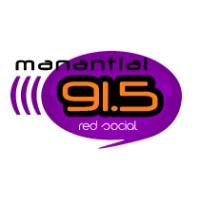 Logo of radio station Manantial