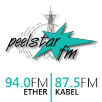 Logo of radio station Peelstar FM
