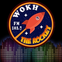 Logo of radio station WOKH 102.7FM