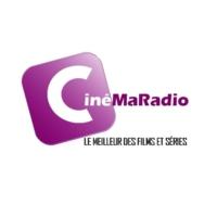 Logo de la radio CinéMaRadio