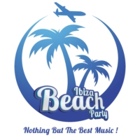 Logo of radio station IBIZA BEACH PARTY