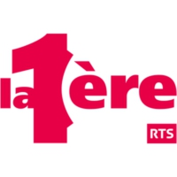 Logo of radio station RTS La 1ère