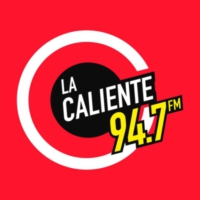 Logo of radio station XHPENS La Caliente 94.7 FM