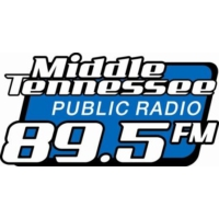 Logo of radio station WMOT 89.5 FM