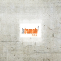 Logo of radio station Radio La Tremenda