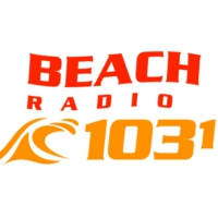 Logo of radio station CKQQ-FM 103-1 Beach Radio