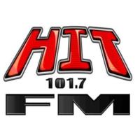 Logo of radio station HIT FM 101.7