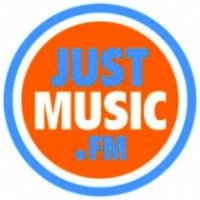 Logo of radio station JustMusic.fm