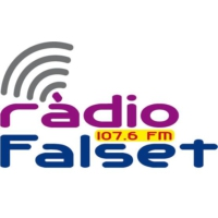 Logo of radio station Ràdio Falset