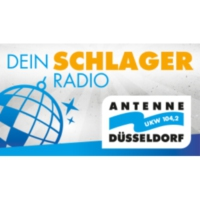 Logo of radio station Antenne Düsseldorf - Schlager Radio