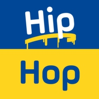 Logo of radio station Antenne Bayern Hip Hop