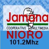 Logo of radio station Radio Jamana Nioro