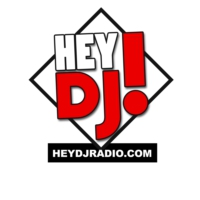 Logo of radio station HEY DJ RADIO