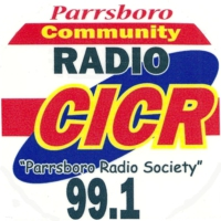 Logo of radio station Parrsboro Community Radio