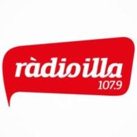 Logo of radio station Ràdio Illa 107.9 FM
