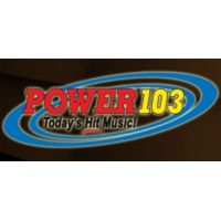 Logo de la radio KCDD Power 103 FM