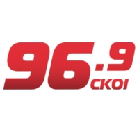Logo of radio station CKOI 96.9 FM