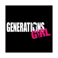 Logo of radio station Générations Girls