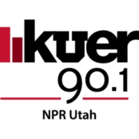 Logo of radio station KUER-2