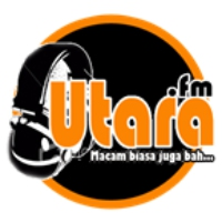 Logo of radio station Utara FM